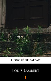 okładka Louis Lambert, Ebook | Honoré  de Balzac