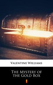 okładka The Mystery of the Gold Box, Ebook | Valentine Williams