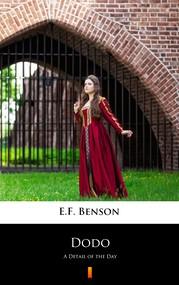 okładka Dodo, Ebook | E.F. Benson