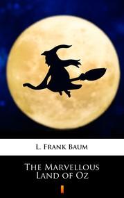 okładka The Marvellous Land of Oz, Ebook | L. Frank Baum