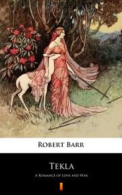 okładka Tekla, Ebook | Robert Barr
