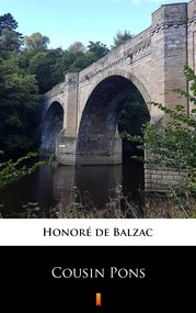 okładka Cousin Pons, Ebook | Honoré  de Balzac