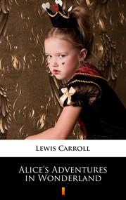 okładka Alice's Adventures in Wonderland, Ebook   Lewis Carroll