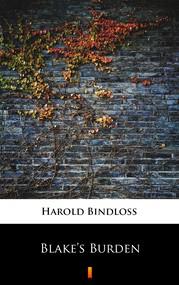 okładka Blake's Burden, Ebook   Harold Bindloss