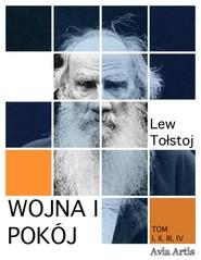 okładka Wojna i pokój. Tom 1-4, Ebook | Lew Tołstoj