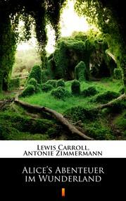 okładka Alice's Abenteuer im Wunderland, Ebook   Lewis Carroll