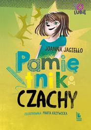 okładka Pamiętnik Czachy, Ebook | Joanna Jagiełło