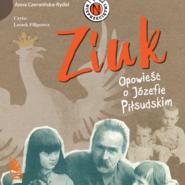 okładka Ziuk, Audiobook | Czerwińska-Rydel Anna