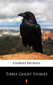 okładka Three Ghost Stories, Ebook | Charles Dickens