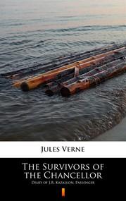 okładka The Survivors of the Chancellor, Ebook | Jules Verne