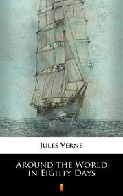 okładka Around the World in Eighty Days, Ebook | Jules Verne
