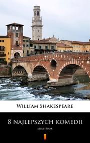 okładka 8 najlepszych komedii, Ebook | William Shakespeare