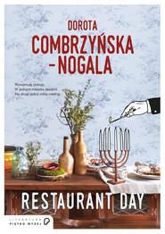okładka Restaurant day, Ebook | Dorota Combrzyńska-Nogala