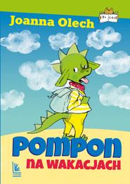 okładka Pompon na wakacjach, Ebook   Joanna Olech