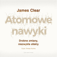 okładka Atomowe nawyki, Audiobook | James Clear