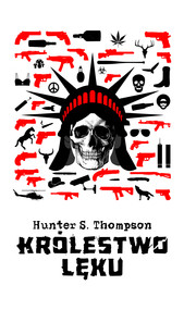okładka Królestwo lęku, Ebook | Hunter S. Thompson