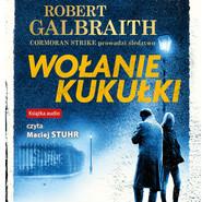okładka Wołanie kukułki, Audiobook | Robert Galbraith