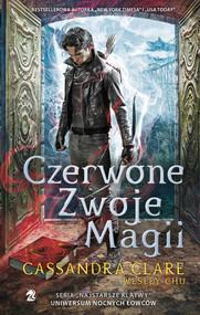 okładka Czerwone Zwoje Magii, Ebook | Cassandra Clare, Wesley Chu