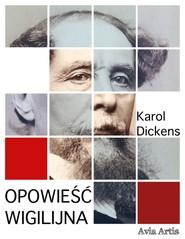 okładka Opowieść wigilijna, Ebook | Karol  Dickens