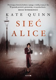 okładka Sieć Alice, Ebook | Quinn Kate