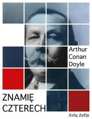 okładka Znamię czterech, Ebook | Arthur Conan Doyle