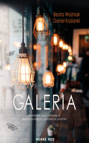 okładka Galeria, Ebook | Daniel Koziarski, Beata Woźniak