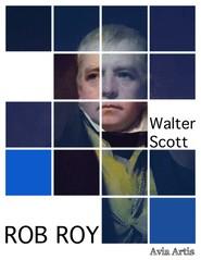 okładka Rob Roy, Ebook | Walter Scott