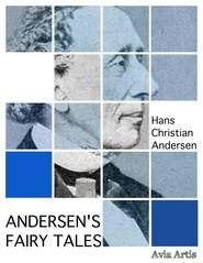 okładka Andersen's Fairy Tales, Ebook   Hans Christian Andersen