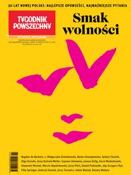 okładka Tygodnik Powszechny Smak wolności, Ebook | Opracowanie zbiorowe