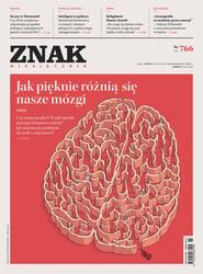okładka Miesięcznik ZNAK nr 766, Ebook | autor zbiorowy