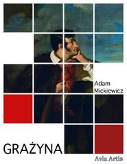 okładka Grażyna, Ebook | Adam Mickiewicz
