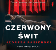 okładka Czerwony świt, Audiobook | Jędrzej Pasierski