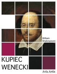 okładka Kupiec wenecki, Ebook | William Shakespeare