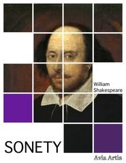 okładka Sonety, Ebook   William Shakespeare