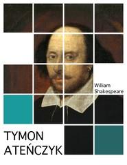 okładka Tymon Ateńczyk, Ebook | William Shakespeare