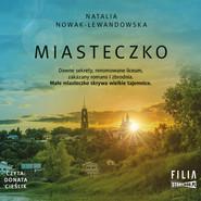 okładka Miasteczko, Audiobook | Natalia Nowak-Lewandowska