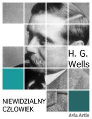 okładka Niewidzialny człowiek, Ebook | Herbert George Wells