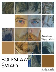 okładka Bolesław Śmiały, Ebook | Stanisław Wyspiański