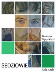 okładka Sędziowie, Ebook | Stanisław Wyspiański