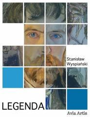 okładka Legenda, Ebook | Stanisław Wyspiański