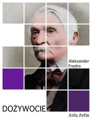 okładka Dożywocie, Ebook | Aleksander Fredro