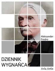 okładka Dziennik wygnańca, Ebook | Aleksander Fredro