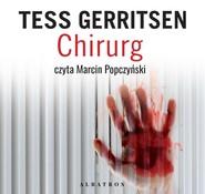 okładka Chirurg, Audiobook   Tess Gerritsen