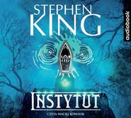 okładka Instytut, Audiobook | Stephen King