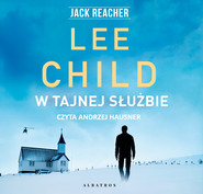 okładka W tajnej służbie, Audiobook | Lee Child