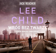 okładka Wróg bez twarzy, Audiobook | Lee Child