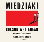 okładka Miedziaki, Audiobook | Colson Whitehead