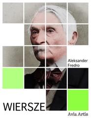 okładka Wiersze, Ebook | Aleksander Fredro