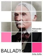 okładka Ballady, Ebook | Aleksander Fredro