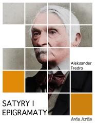 okładka Satyry i epigramaty, Ebook | Aleksander Fredro